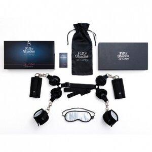 """Комплект бондажа Under The Bed Restraints Kit из коллекции """"50 оттенков серого"""""""