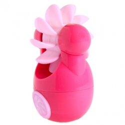 Клиторальный симулятор орального секса Sqweel Go Pink, розовый