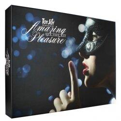 Подарочный набор из десяти секс-игрушек Amazing Pleasure Sex Toy Kit