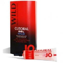Сильный возбуждающий гель для клитора Clitoral Gel Wild, 16 мл