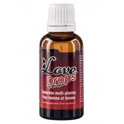 RUF Love Drops, 30 мл, возбуждающие капли