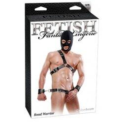Очень откровенный костюм Road Warrior для фетиш-игр
