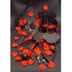 Набор BDSM аксессуаров Amazing Bondage Sex Toy Kit – 7 предметов