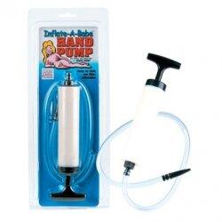 Насос для надувания кукол Inflate-A-Babe Hand Pump