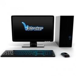 NEW! Киберсекс от Fleshlight - Vstroker Система для незабываемого виртуального секса