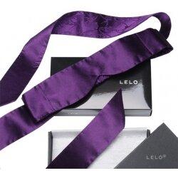 Фиолетовая шелковая маска Intima от LELO