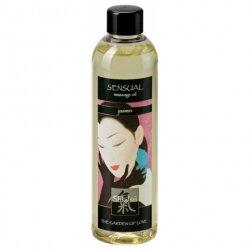 Массажное масло Sensual Jasmin с ароматом жасмина, 250 мл