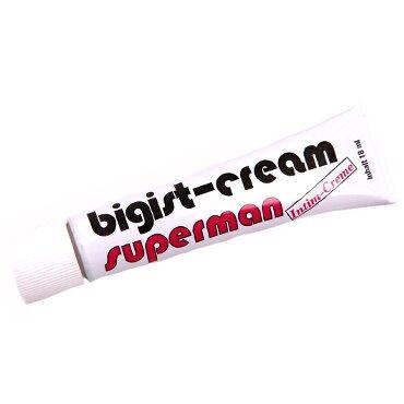 Крем для увеличения полового члена Bigist Cream Superman, 18 мл