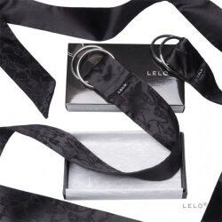 Черные любовные ленты Boa (LELO)